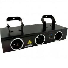 Лазер Eurolite EL-200RGB