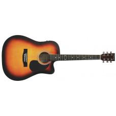 Акустическая гитара Caraya F-601 SB