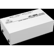 DI-BOX/подавитель помех Behringer HD400 MICROHD