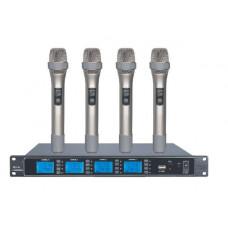 Радиосистема REC-X4