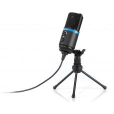 Usb микрофон Ik Multimedia iRig Mic Studio (Black)