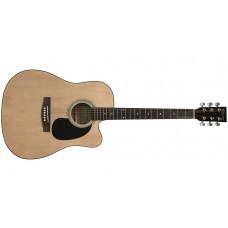 Акустическая гитара Caraya F-601 N