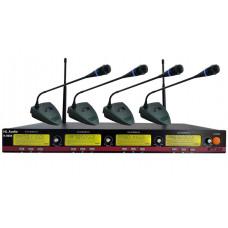 Беспроводная конференц система HL Audio K8004