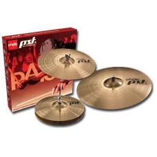 Комплект тарелок Paiste 5 Rock Set