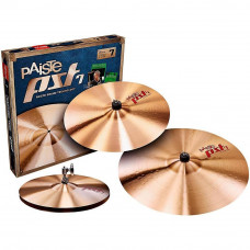 Комплект тарелок Paiste 7 Rock Set