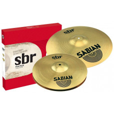 Комплект тарелок Sabian SBR5001 SBr First Pack
