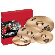 Комплект тарелок Sabian 45003-14 B8 PROMOTIONAL PERFORMANCE SET