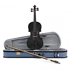 Электроскрипка Stentor 1515/ABK Harlequin Electric Violin Outfit 4/4 (Black)