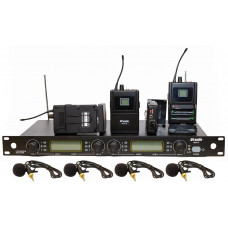 Радиосистема DV audio MGX-44B