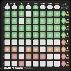 Dj контроллер Behringer CMD Touch TC 64