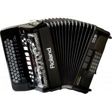 Цифровая гармонь Roland FR-18D Black