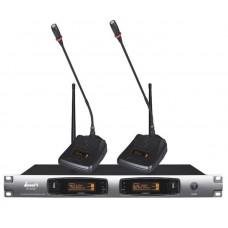 Беспроводная конференционная микрофонная система SF-W700
