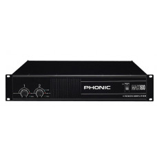 Усилитель Phonic MAX 1500 Plus