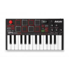 MIDI клавиатура Akai MPK Mini Play