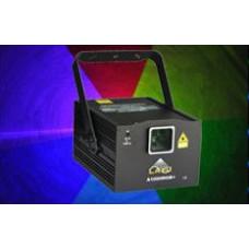 Анимационный лазер Layu A1000RGB