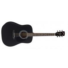 Электро-акустическая гитара Cort AD810E (Black Satin)