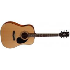 Электро-акустическая гитара Cort AD810E (Open Pore)
