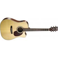 Электро-акустическая гитара Cort MR600F (NS)