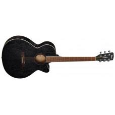 Электро-акустическая гитара Cort SFX-AB (Open Pore Black)