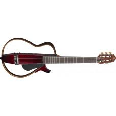 Silent гитара Yamaha SLG200N (Crimson Red Burst)