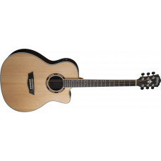 Электро-акустическая гитара Washburn AG70CE