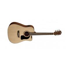 Электро-акустическая гитара Washburn AD5CE